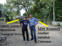 Mitt Romney , Another Satisfied Customer