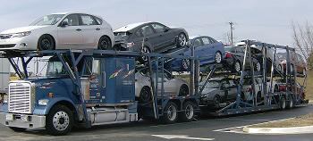 Car Shipping - Open Carrier
